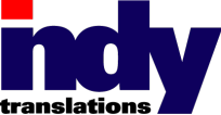 Indy Translations Logo